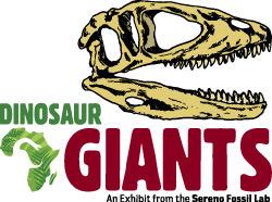 Dinosaur Giants Exhibit